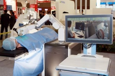 Seoul Asan Medical Center Develops Cancer Surgical Robot