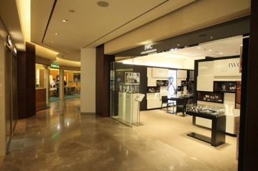 Shinsegae Dept to Target Chinese Shoppers, Specializing in Luxury and Watch Mall