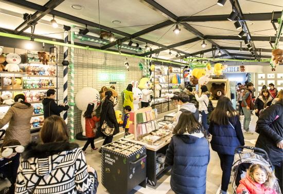 line friend shop 02