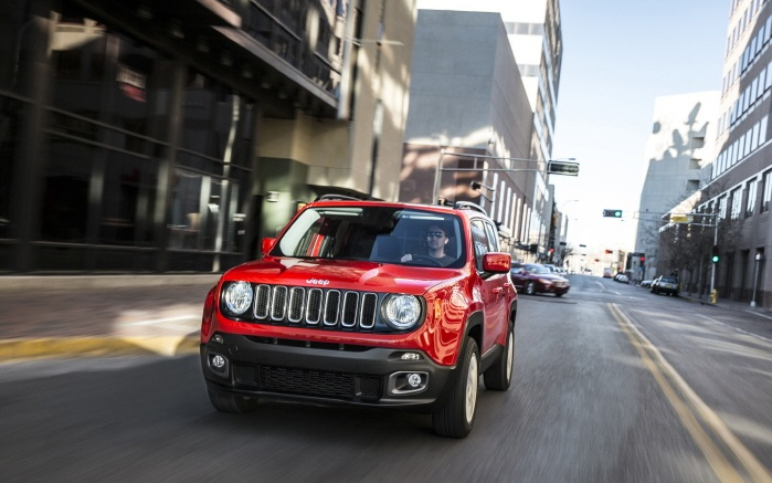 Chrysler Korea to Launch Jeep Renegade Next Year