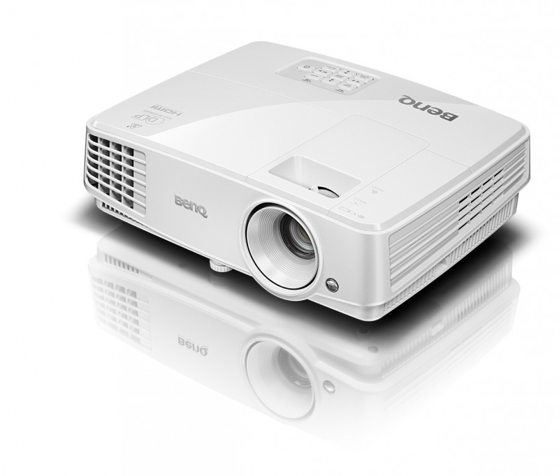 BenQ Unveils 100-inch Image Home Video Projectors