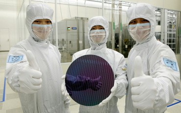 Korea's Semiconductor Exports Hit $60 Bil. Level This Year