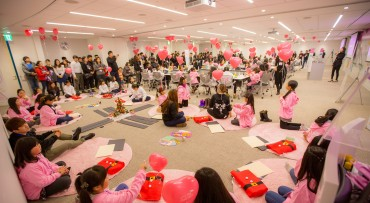 "Microsoft Korea Throws a ""Coding Party"" for Girls"