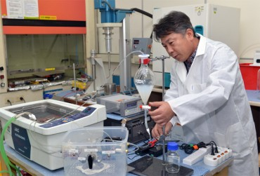 New Tech to Substitute Surfactant Developed by Korean Scientists