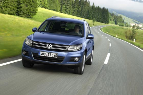 Volkswagen Tiguan Most Popular Used SUV