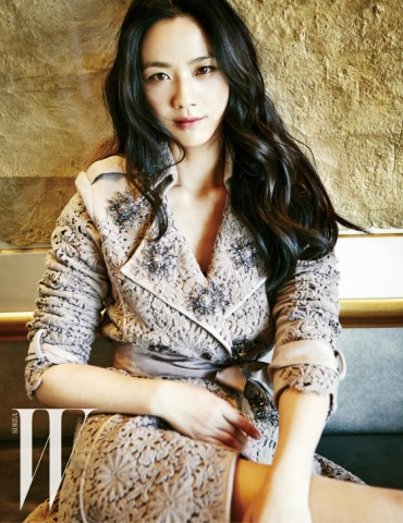 Tang Wei Wins CICI Award for Improving Korea's Image to the World