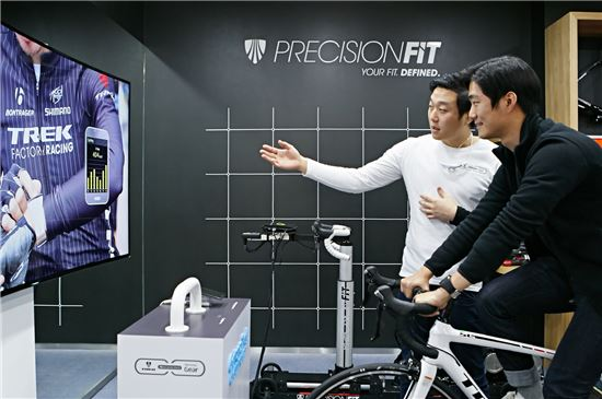 Samsung Teams Up with Trek for Gear S Equipped Bike