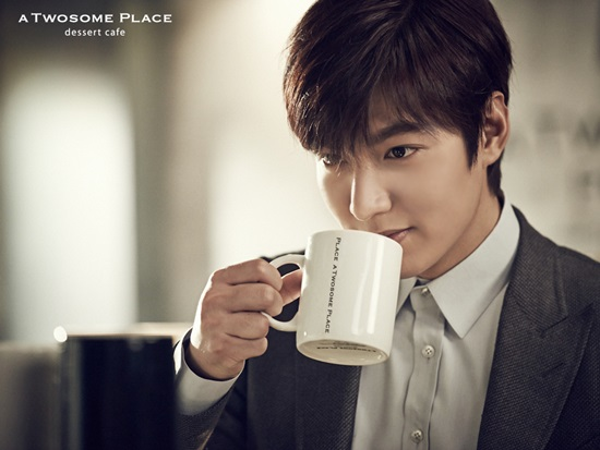 Lee Min-ho Appears as Coffee Lover and Airplane Pilot on Commercial Videos