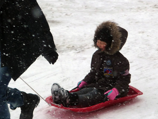 Dooksum Riverside Park to Open Snow Sled Slopes