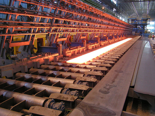 Korea's Exim Bank to Offer $1.3 Billion Financing to POSCO's Brazil Steel Mill