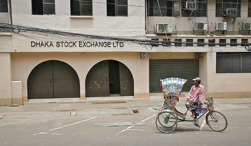 Dhaka Stock Exchange and Nasdaq announced that the Dhaka Stock Exchange has gone live with its new trading engine powered by Nasdaq's X-stream INET technology. (image: wikimedia)