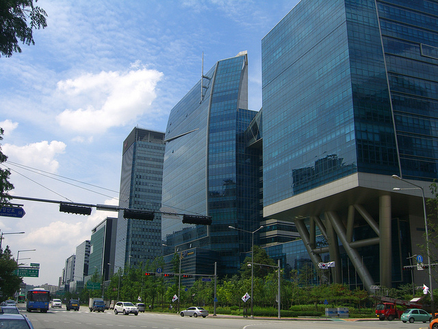 Seoul Inks MoU with China's Greenland Group to Build Twin-Skyscraper in Seoul