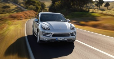 Porsche Korea Rolls out 3 New Cayenne Lineups