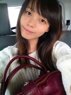 "Sunye said, ""I enjoyed the life as a singer but now I want to share the love of Jesus."" (image: Sunye Twitter)"