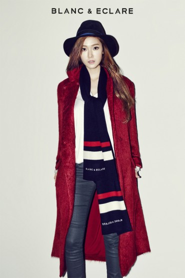 Jessica to Launch Blanc & Eclare Holiday Season Scarf Collection