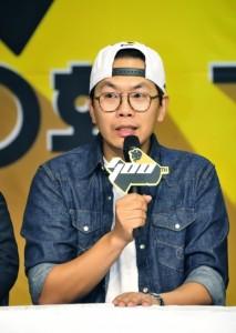 The show's producer Tae Ho Kim (image courtesy of MBC)