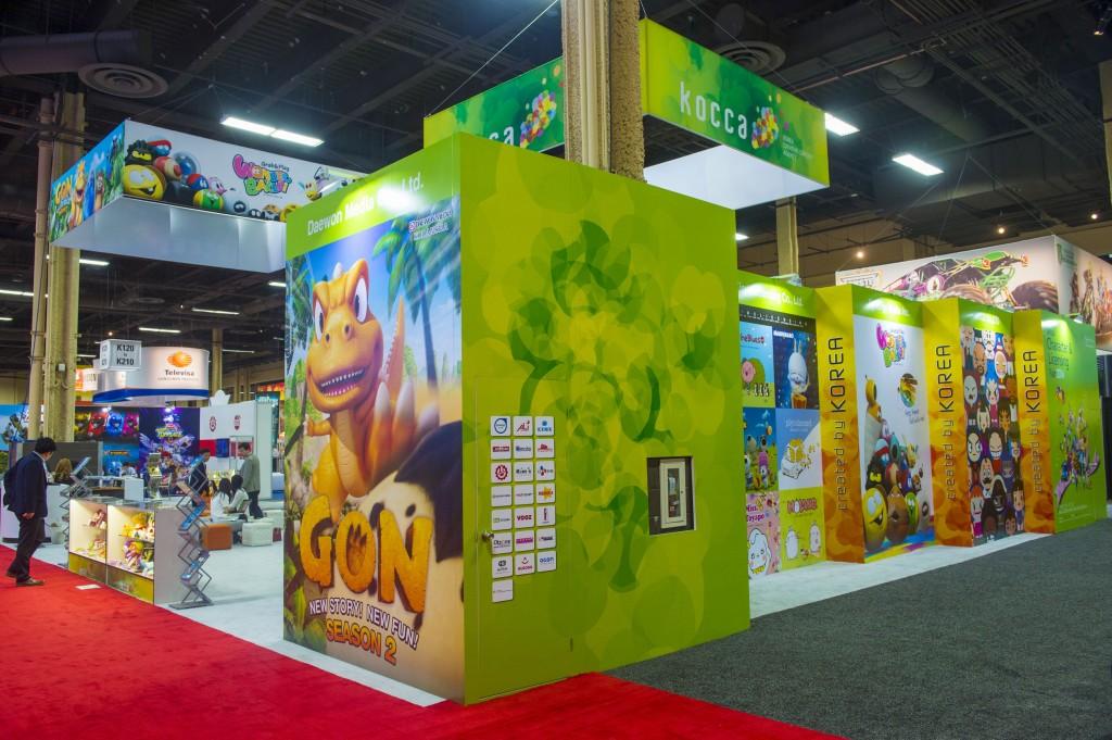 License Expo held in Las Vegas in June, 2014 (image credit: Kobiz Media)