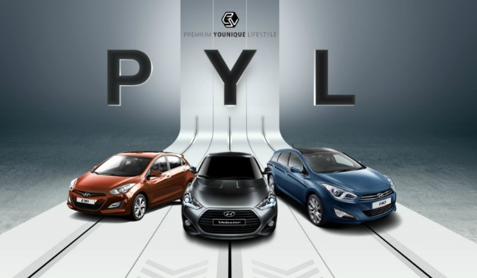 Hyundai Motor's PYL (Premium Younique Lifestyle) campaign was launched in its aim to win over young consumers. (image: Hyundai Motor)
