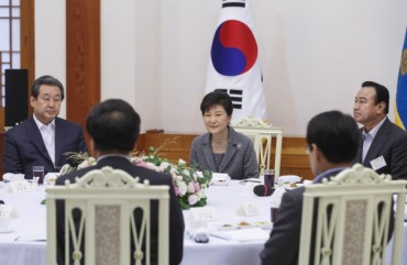 """""""I Won't Be Moved Because I Didn't Do Anything Wrong""""…Prez. Park"""