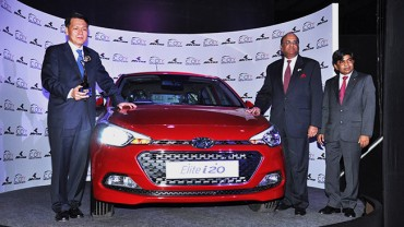 Hyundai's i20 2015 Indian Car of The Year