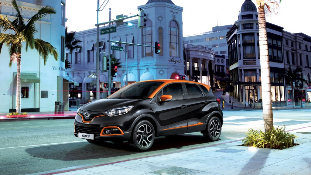 Debuted in December in 2013, the QM3 was sold out in a preorder sale only within 7 minutes after launch. Since then it has been sold like pancakes with demand always outstripping supply. (image: Renault Samsung)