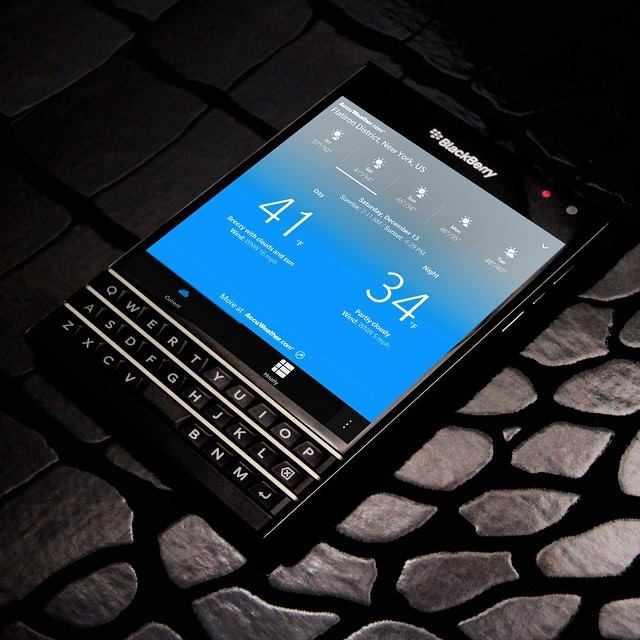 BlackBerry, best known for its namesake mobile phone brand, has strength in making security software for industrial uses. (image: BlackBerry)