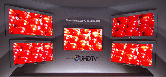 Samsung's High End SUHD TVs Honored with CES Awards