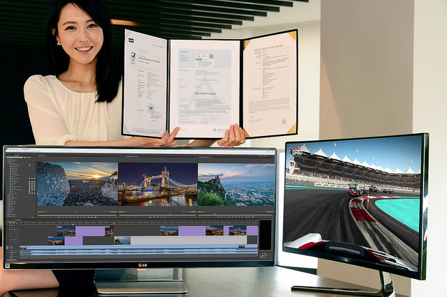 LG Bets Big on Its 21:9 Ultrawide CineView Monitor Lineup
