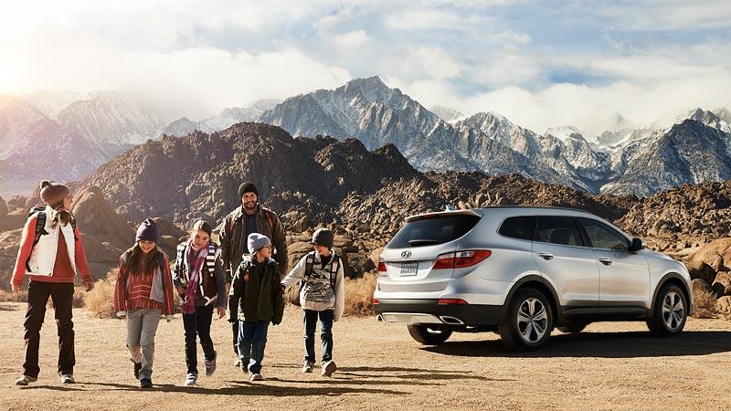 Hyundai's Santa Fe Wins US Family Car Award | Be Korea-savvy