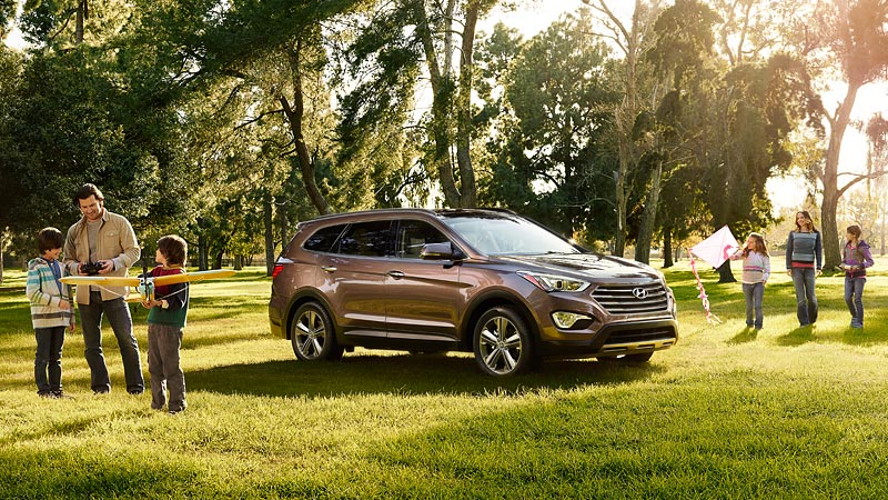 Hyundai's Santa Fe Wins US Family Car Award