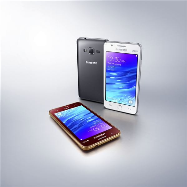 Samsung Releases First Tizen Phone in India