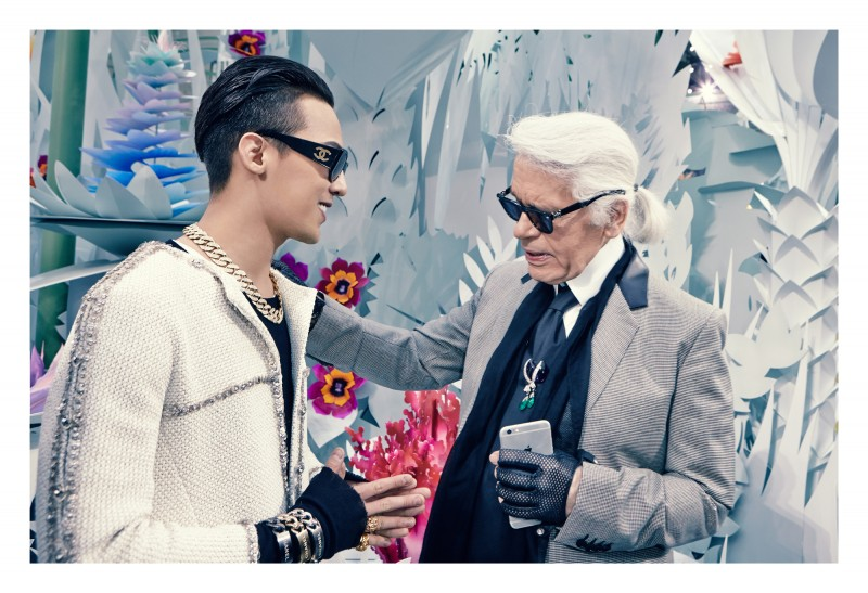 G-Dragon, Fashion's New Rising Star