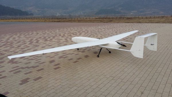 Cell Powered UAV Flies for 80 Minutes