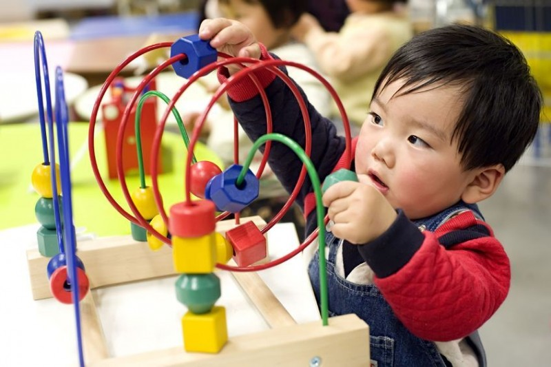 S. Korea to Build New 550 Daycare Centers This Year