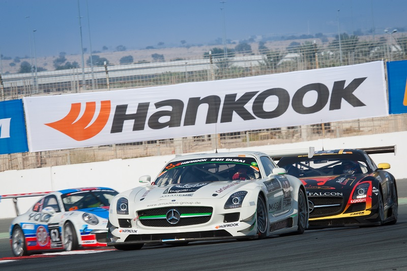 Hankook Tire to Sponsor and Supply 24H Series