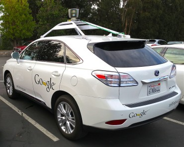 Google's Self-Driving Car to Be Equipped with LG Battery