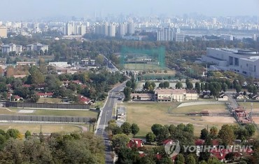 Yongsan Development Plan Due for Second Half of 2015