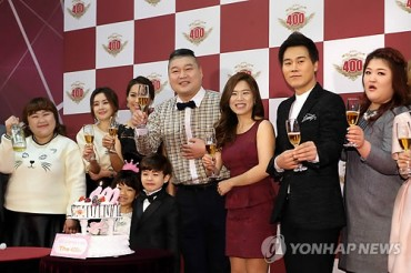 Kang Ho-dong on 400th Episode of Star King: The Show Is Like A Teacher For Me