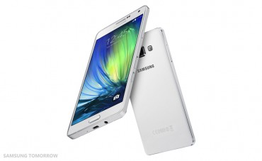 Samsung Introduces Galaxy A7 for a Seamless Social Experience