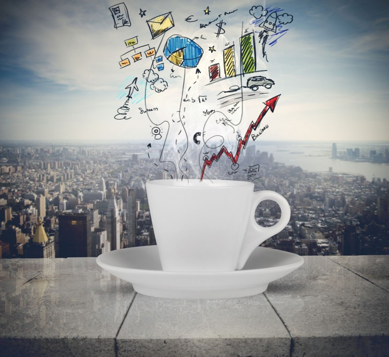 Coffee Plays an Important Part in Success in the Workplace