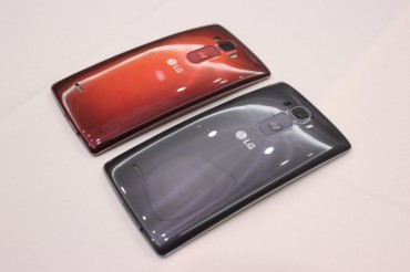 LG Rolls out New G Flex 2 Curbed Smartphone at CES 2015