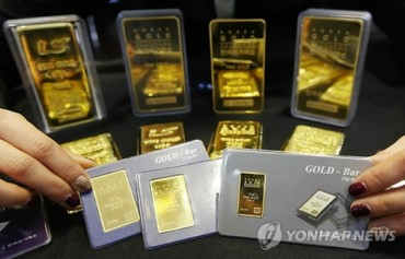 Sales of Gold Bars Double: Korea's Increasing Love for Small Gold Investment