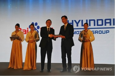Hyundai Partners with Baidu to Venture into China's Connected Car Market