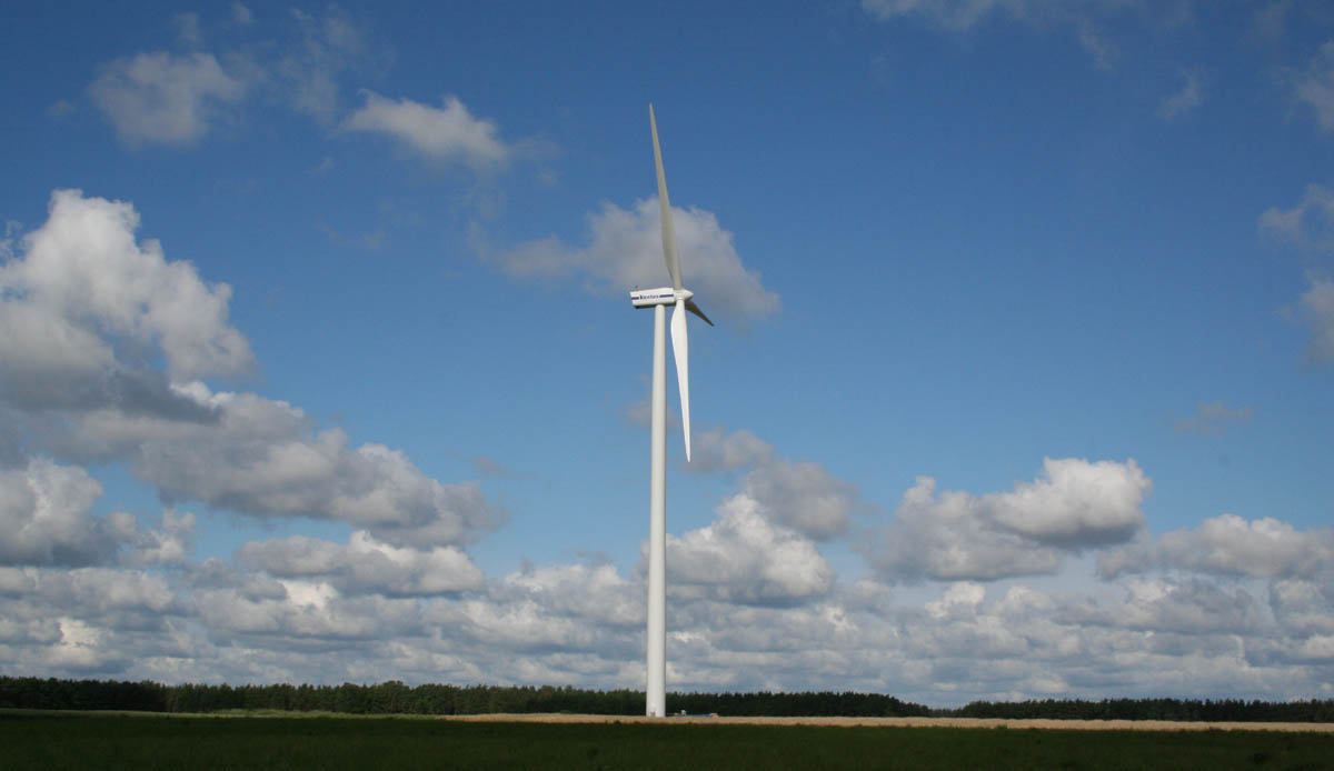 Eolus Vind AB is one of the leading wind power developers in Sweden. (image: Eolus)