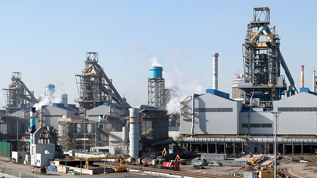 South Korea's second largest steel mill announced on January 15 that it won an international certification of its efforts to reduce greenhouse gas emissions from the Verified Carbon Standard (VCS). (image: Hyundai Steel)