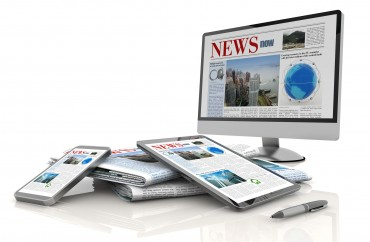 Big Increase in News Consumption via Mobile Internet