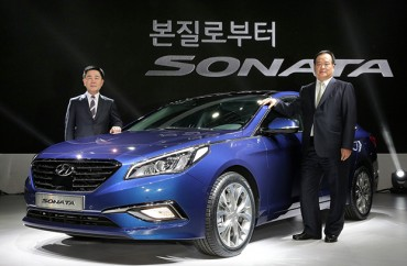 Hyundai Motor's Sonata Awarded for Best Economic Performance in U.S.