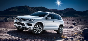 Volkswagen's New Touareg Targets Growing Import SUV Market