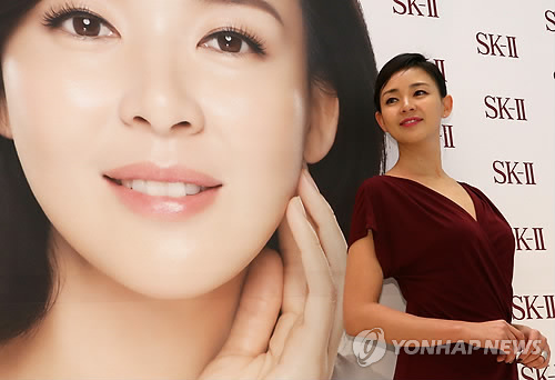 Choo Sarang's Mother Yano Shiho Shines at Launch Event for SK-II in Seoul
