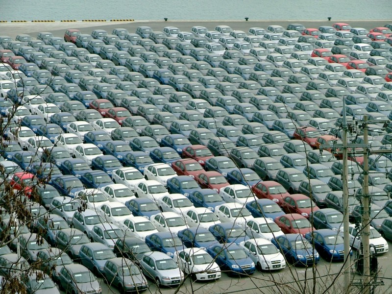 S. Korea Logs First Auto Parts Trade Surplus with Japan
